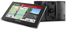 "Garmin - DriveAssist 51 LMT-S 5"" GPS w/Built-In Camera, Bluetooth, Lifetime Maps"