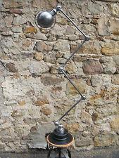 Beautiful  4 arms Jielde  Lamp 1950 Vintage 100% Original French Industrial