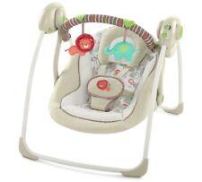 Ingenuity Portable Swing - Cozy Kingdom By Ingenuity