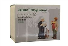 Department 56 - Dickens Village Minding Village Business 4036516 New