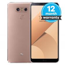 LG G6 - 64GB - Gold (Unlocked Dual Sim) Smartphone -Pristine Condition (A)