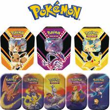 Pokemon Tin-Boxen zur Auswahl | Deutsch | Karten Booster Schwert & Schild Neu