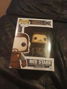 Ned stark funko pop Vinyl Game Of Thrones 02