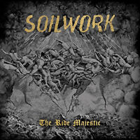 Soilwork : The Ride Majestic CD Bonus Tracks  Album Digipak (2019) ***NEW***