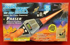 Playmates Star Trek Phaser Collector's Edition #035502 Complete