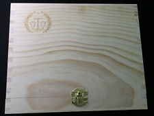 Depository Dish/Storage Container/Wooden Box for 50 Pieces PMG Notes