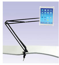SUPPORT SOCLE STATION ACCEUIL DOCK REGLABLE POUR TABLETTE IPAD IPHONE TELEPHONE