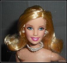 Nude Barbie (B) Mattel Legally Blonde Elle Woods Blue Eye Blonde Doll For Ooak