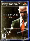 HITMAN BLOOD MONEY jeu video PS2 pour console SONY PlayStation 2 complet testé