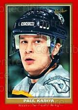 2005-06 Beehive Red #50 Paul Kariya