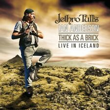 Jethro Tull's Ian An - Thick As a Brick Live in Iceland [New CD]