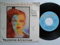 "A Flock Of Seagulls / Transfer Affection 7"" Vinyl Single 1983 mit Schutzhülle"