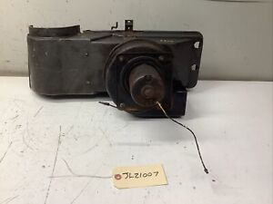1965-1966 FORD MUSTANG HEATER BOX - PARTS OR REPAIR