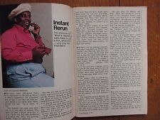 April 2---1977 TV Guide(FRED  BERRY/WHAT'S  HAPPENING/DINAH SHORE/JAMES CROCKETT