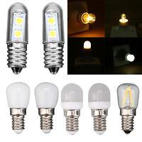 E14 1.5/2/3W LED Lampen Birne Ersatz Licht Für Kühlschrank Beleuchtung Dekor