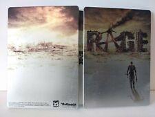 RAGE Steelbook - Format G1 - Vendu sans jeu/Empty box - Bon état