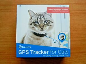 Tractive cat / pet GPS tracker