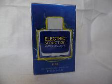 ANTONIO BANDERAS ELECTRIC SEDUCTION 3.4 OZ / 100 ML NIB SEALED EDT SPRAY MEN