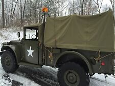 Dodge M37 Military Power Wagon - Frame Off Restoration!