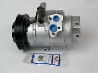 Remanufactured AC Compressor Fits W// Warranty 2007-2008 Kia Rondo 2.7L V6