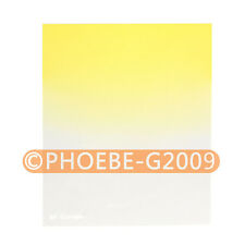 TianYa Gradual yellow Colour Filter for Cokin P series