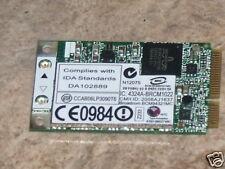 NEW Dell Wireless 1505 Draft Mini PCI-e Card BCM94321MC