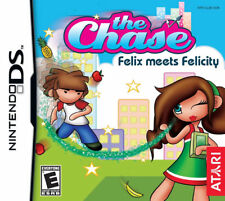 Chase: Felix Meets Felicity NDS New Nintendo DS