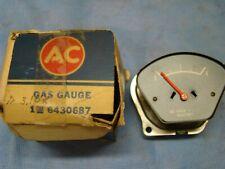 6430687 1965-1967 Pontiac Tempest LeMans GTO Gas Fuel Gauge Dash Unit NOS