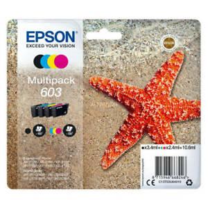 Epson 603 Starfish Multipack Ink Cartridge
