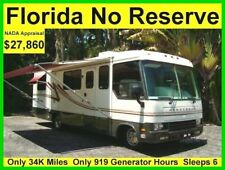NO RESERVE 1999 AIRSTREAM CUTTER 30FT CLASS A RV MOTORHOME CAMPER