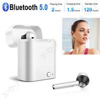 Auricolare Bluetooth 5.0 Cuffie TWS Mini auricolari In-Ear stereo con microfono