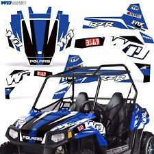 Graphic Kit for Polaris RZR170 UTV Decal Sticker SxS Wrap Kids RZR 170 Parts WD