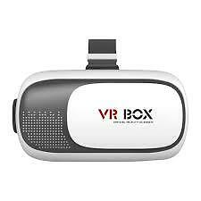 Google VR BOX Virtual Reality 3D Glasses For Apple iPhone Android Smartphone