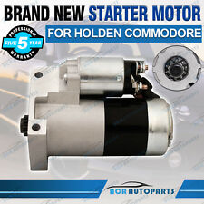 Starter Motor For Holden Commodore VN VP VR VS VT VX VY 3.8L V6 WH Manual Trans