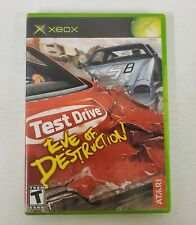Test Drive: Eve of Destruction (Microsoft Xbox, 2004)