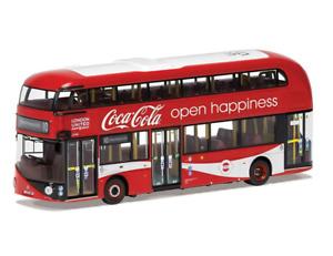 Corgi 1/76 Neuf Routemaster London Unis Coca-Cola Rte. 10 Rois Croix OM46623