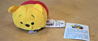 WINNIE THE POOH DISNEY TSUM TSUM TOY BRAND NEW WITH TAGS JAPAN RARE