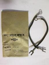 Harley Flathead WLA Blackout Headlight Wire