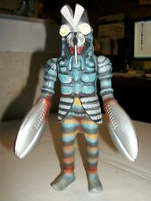 "Vintage Tsuburaya Bandai Ultraman 1996 BALTAN Electronic Sound FX 8"" Figure"