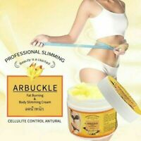 Ginger Fat Burning Anti-cellulite Full Body Slimming Cream Gel Weight Loss X6A8