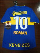 Maglia Roman Riquelme 2000 Boca Juniors - Calcio Vintage Retro Argentina Camiset