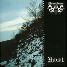 MASTER´S HAMMER - Ritual  [Re-Release] CD