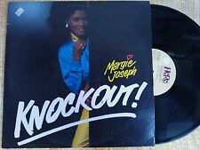 DISCO LP - MARGIE JOSEPH - KNOCKOUT! - HCRC 1983 HOUSTON CONNECTION - EX-/VG