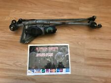 Subaru legacy b4 bh5 be5 front wiper motor complete with linkages