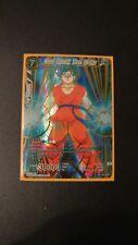 Dragon Ball Super Card Game God Break Son Goku SPR RARE MINT!!!