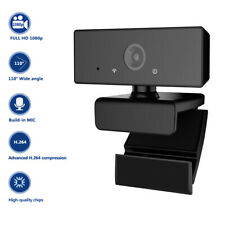 NEW 1080P Full HD USB Webcam Web Camera with Microphone for PC,Desktop,Laptop