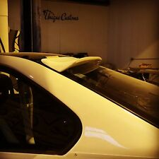 BMW E36 coupe ROOF SPOILER REAR LIP DUCKTAIL KICK EXTENSION M3 window drift