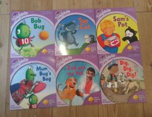 Oxford Reading Tree Songbirds Phonics Julia Donaldson Stage Level 1 (6 Books)