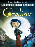 Coraline [New DVD] Ac-3/Dolby Digital, Dolby, Dubbed, Subtitled, Widescreen