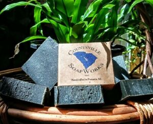 Pine Tar Goat Milk Soap certified SC Product